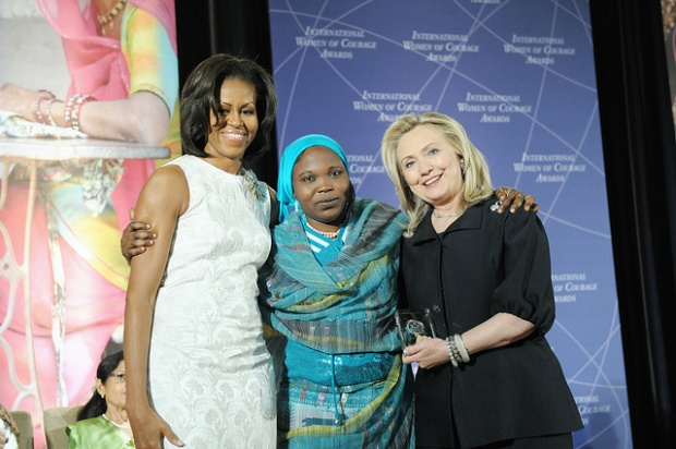 Hero of Darfur, Human Rights Activist Hawa Salih to attend Help Nuba Conference in Des Moines, Iowa,  Sunday, August 26