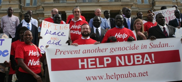 Join Help Nuba and USASSCA in Washington DC on December 14