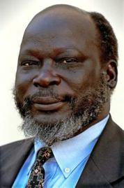 Dr. John Garang de Mabior